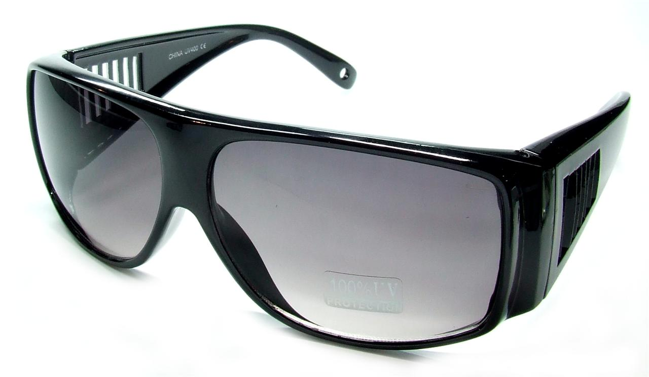 BNWT-Wear-Fit-Sit-Over-Sunglasses-Mens-Womens-Prescription-Glasses-Black-Plastic