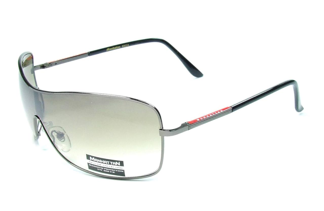 Mens Womens Metal Frame Wrap Visor Sunglasses Sun Glasses ...