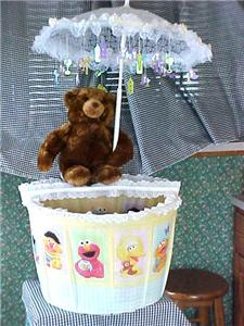 Make Baby Shower Wishing Well http://www.ebay.com/itm/BABY-SHOWER-WISHING-WELL-DECORATIONS-DIAPER-FUND-POOH-/250514021239
