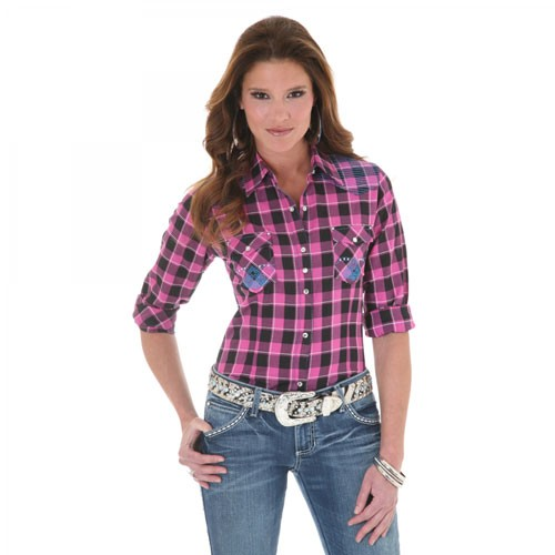 Find great deals on eBay for womens pink plaid shirt. Shop with confidence.