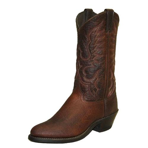 new 6404 abilene mens 12 quot bison brown western cowboy boot