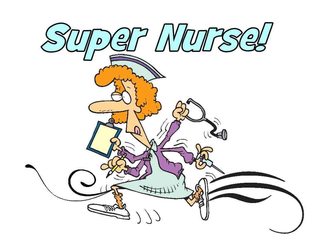 clip art funny nurses - photo #41