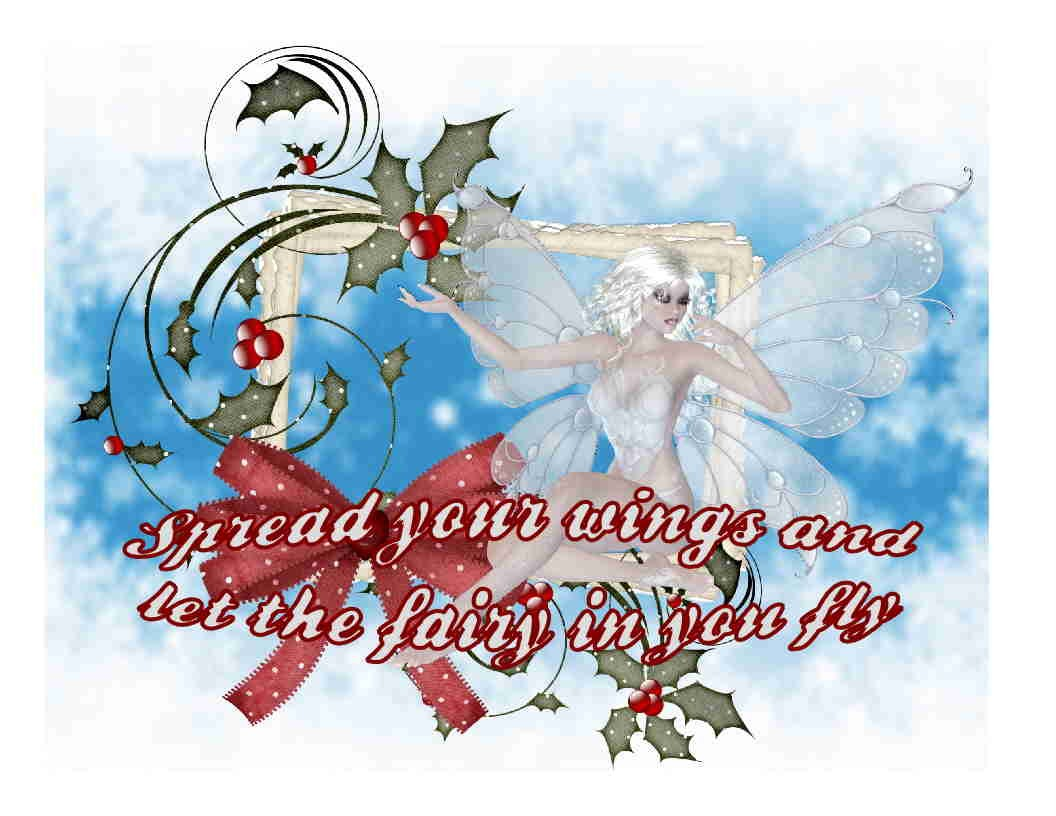 Beautiful Christmas Dress Shirt Christmas Fairy Wings