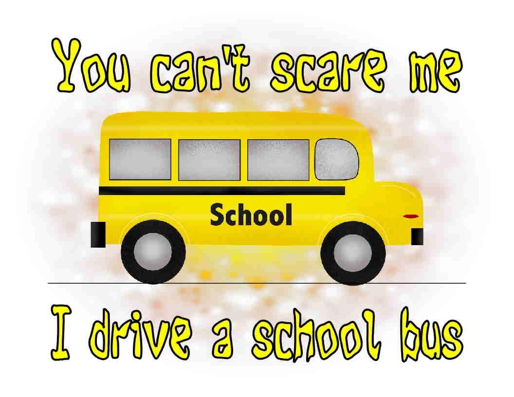 Bus Driver Joke - People Jokes - Jokes4us.com