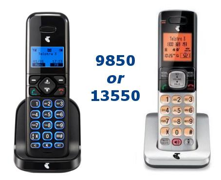 telstra 9850 cordless phone manual