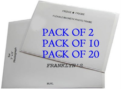 MAGNETIC-PHOTO-FRAMES-7-X-5-FRIDGES-PACK-OF-2-10-20