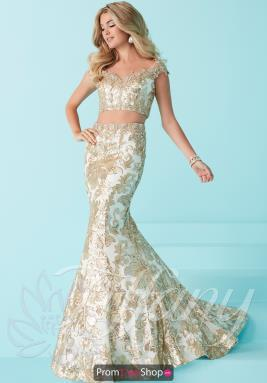 Image result for ivory brocade with gold motifs gown