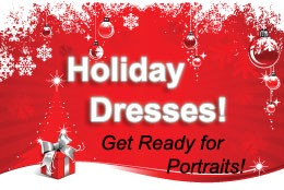 Shop Christmas Holiday dresses at Color Me Happy Boutique!