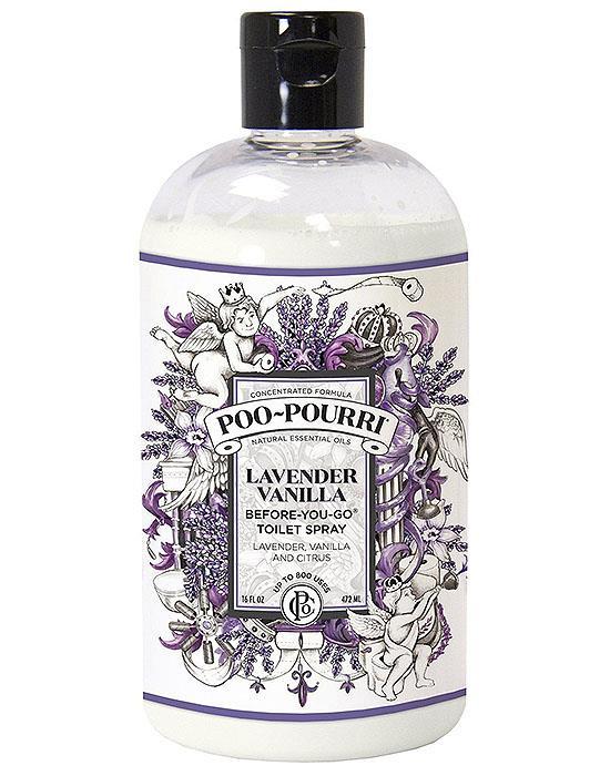 Poo Pourri Lavender Vanilla Toilet Bathroom Spray Essential Oil Odor Neutralizer Ebay