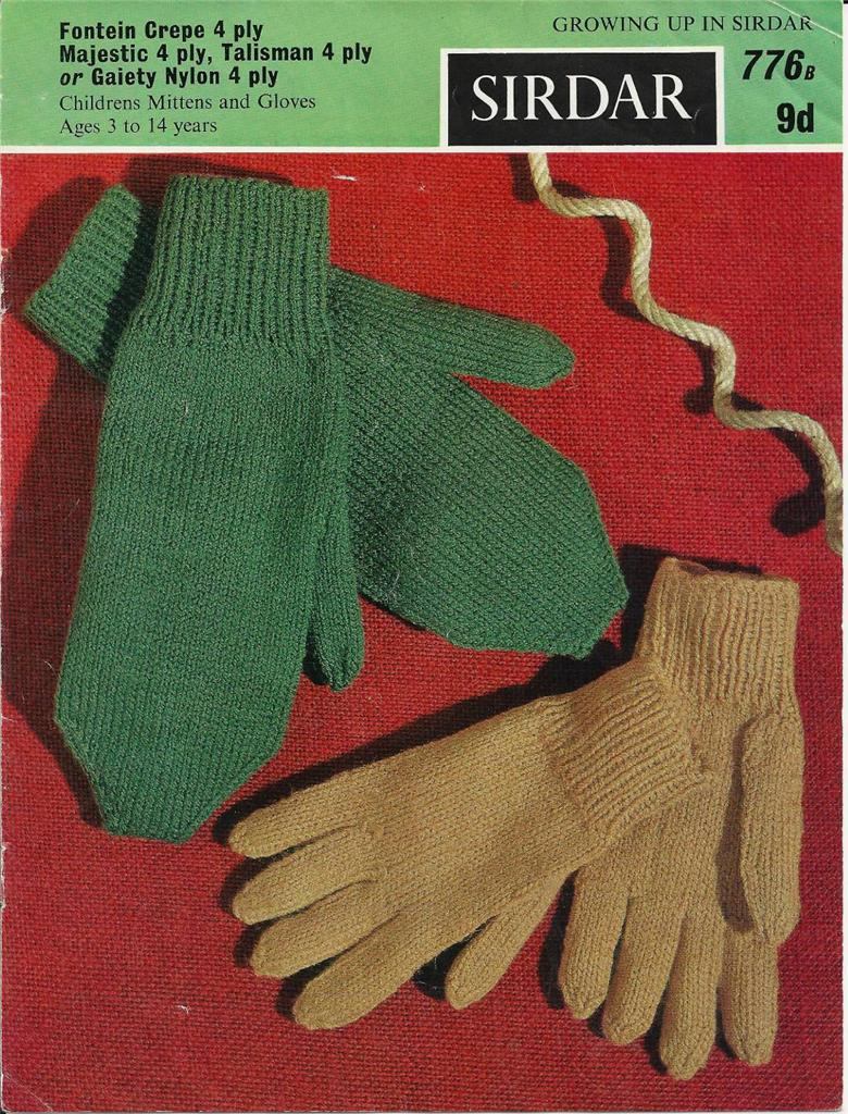 Sirdar Knitting Pattern Help : Sirdar Vintage 4 Ply Knitting Pattern 766b Childrens ...
