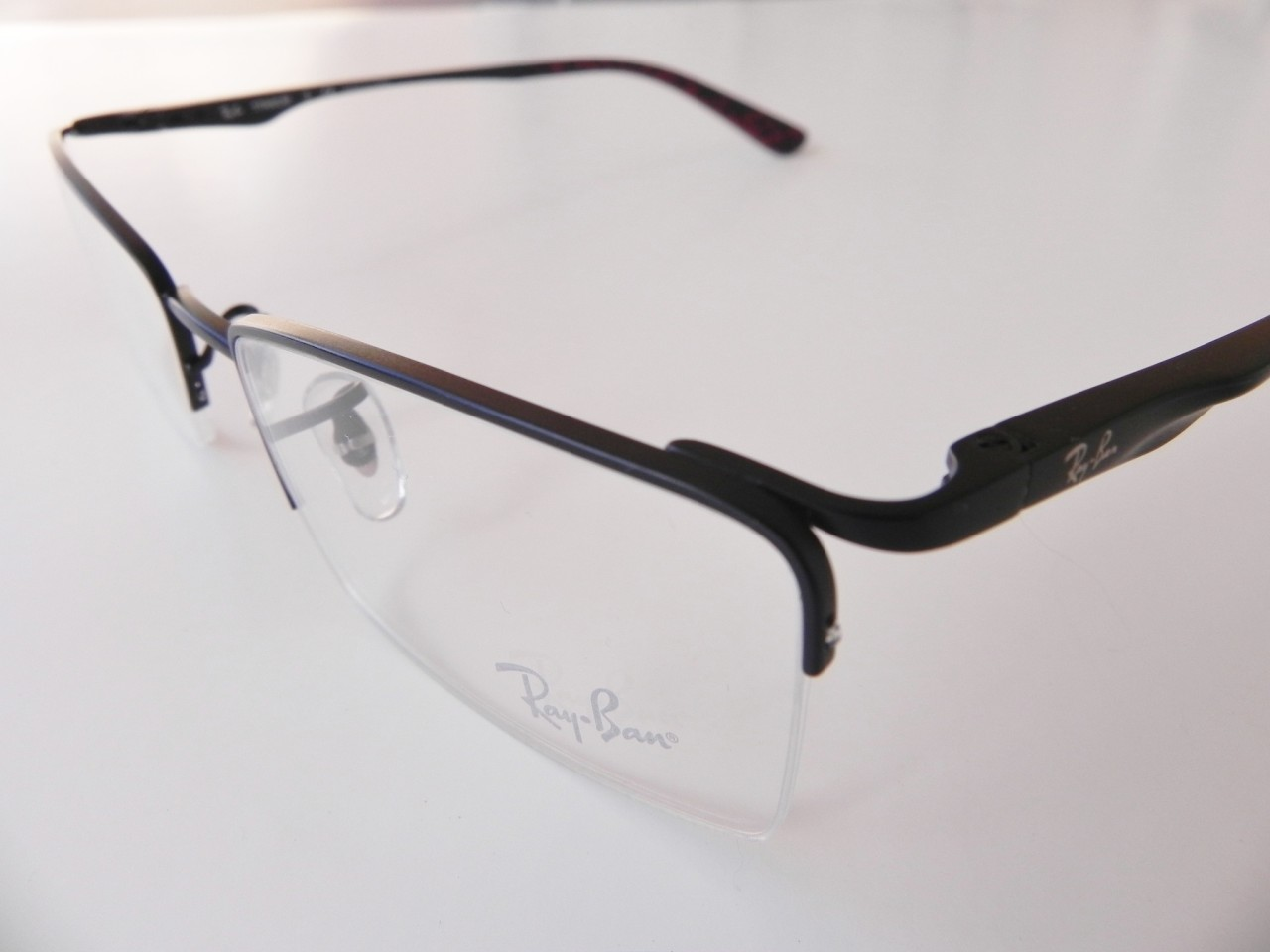 Rimless Glasses Ray Ban : Ray Ban Rimless Eyeglasses