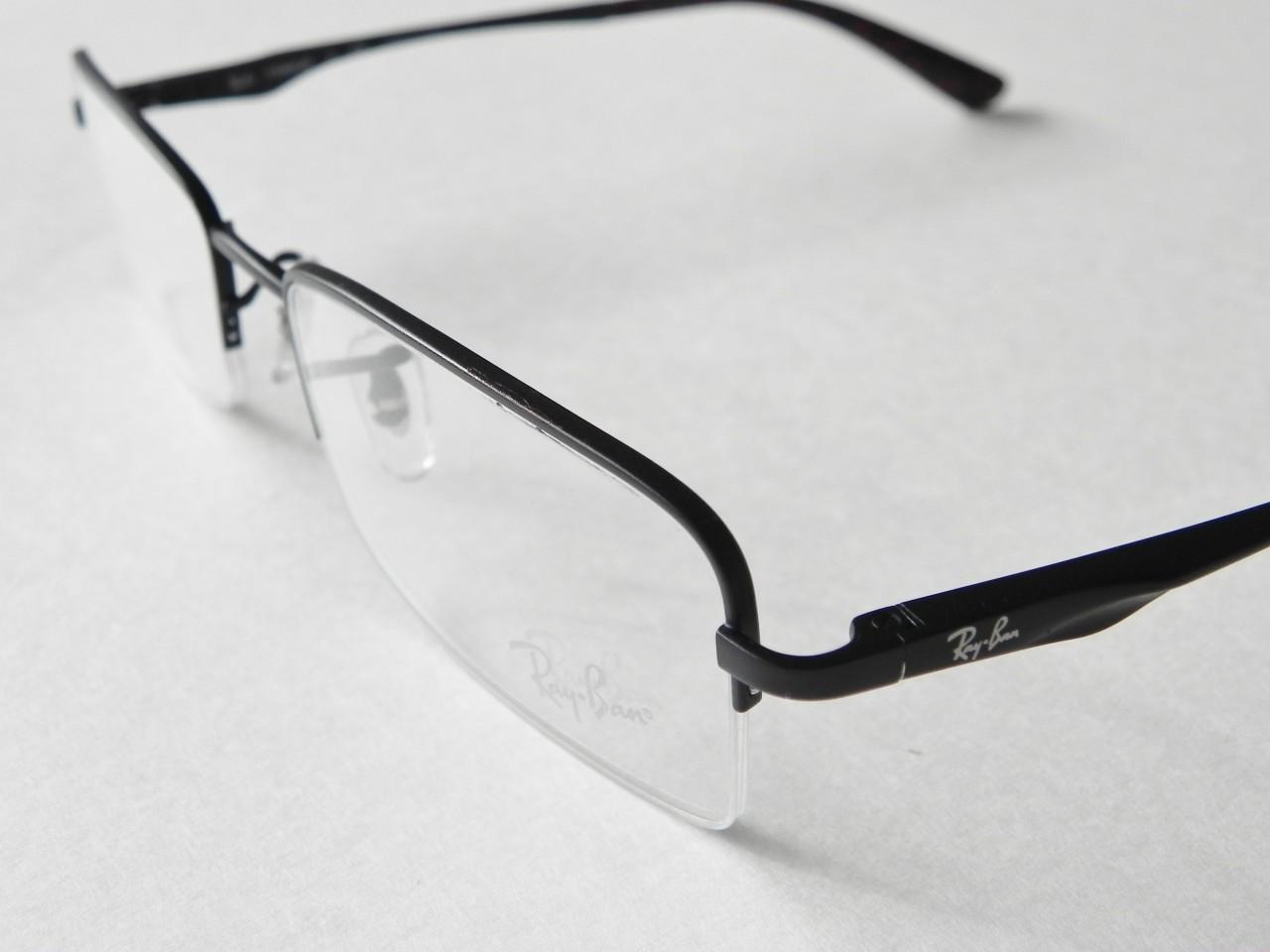 Ray Ban Rimless Eyeglasses