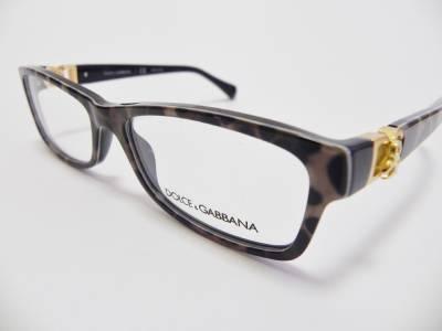 D G BY Dolce Gabbana DG 3147 Leopard 1995 NEW 53mm ...
