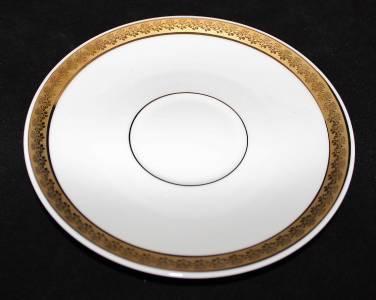 bernardaud limoges santeuil cream soup bowl liner. Black Bedroom Furniture Sets. Home Design Ideas