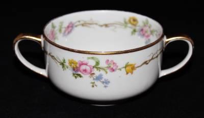 charles field haviland limoges bouillon cup bowl saucer. Black Bedroom Furniture Sets. Home Design Ideas