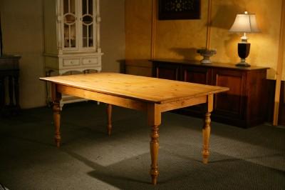 New 9 39 Ft Farm Dining Table Rustic Wood Harvest Table EBay