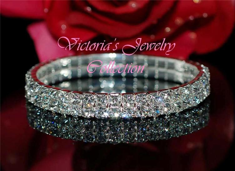 wedding rhinestone bracelet jewelry
