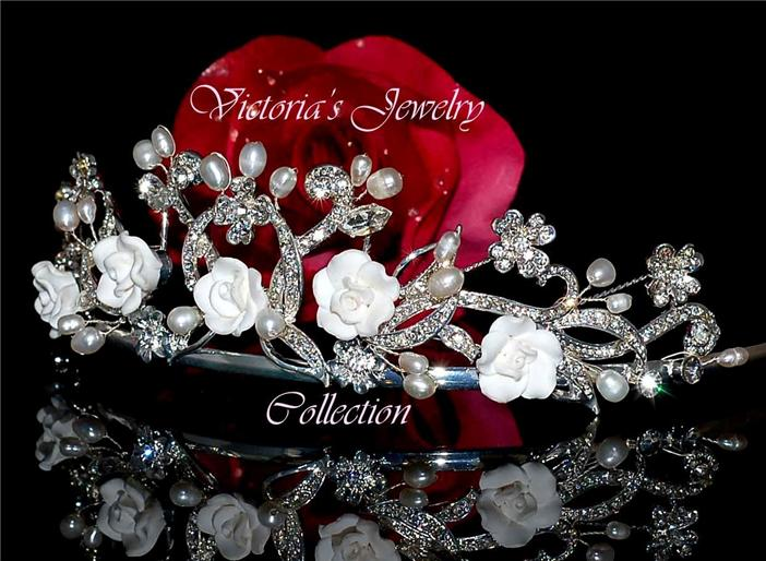 tiara wedding prom accessories