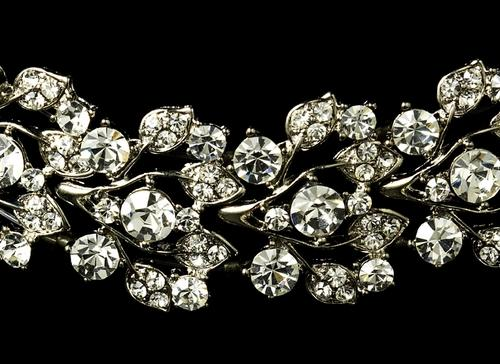 Wedding Prom Earrings Necklace Setaccessories