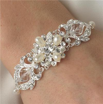 bridal wedding jewelry bracelet bracelets prom accessories