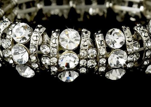 bridal wedding prom bracelet bracelets jewelry accessories