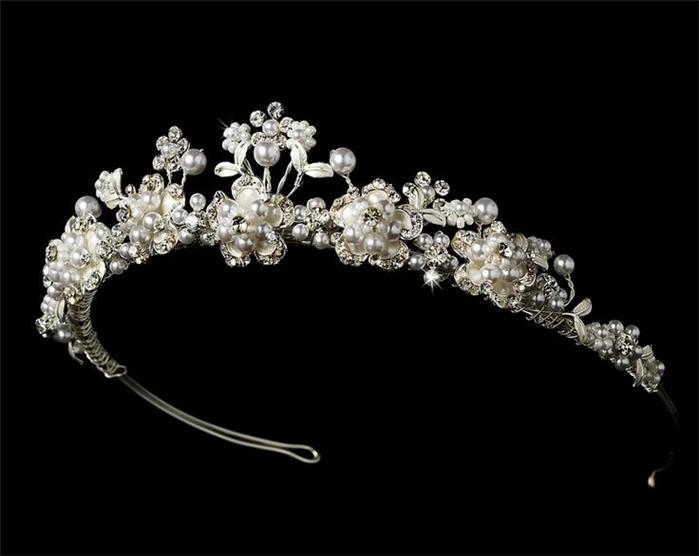 hair tiara bridal accessories