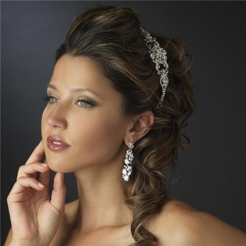 bridal jewelry wedding prom accessories