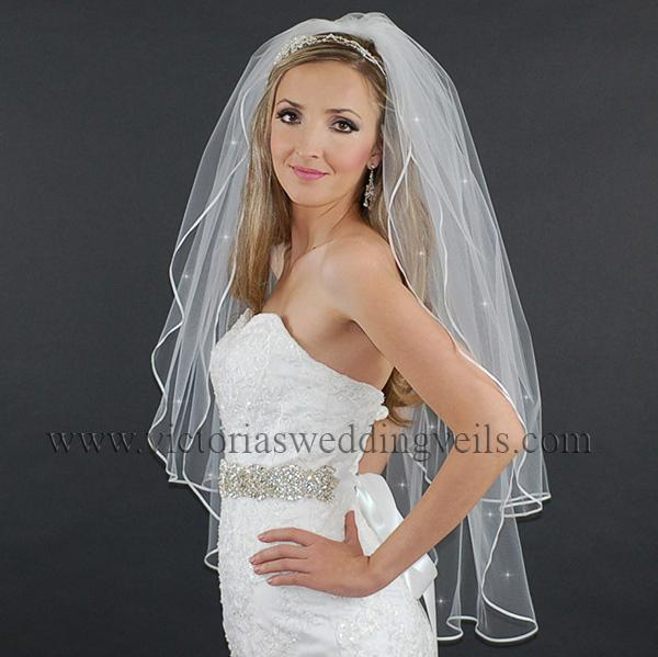 bridal veil ribbon