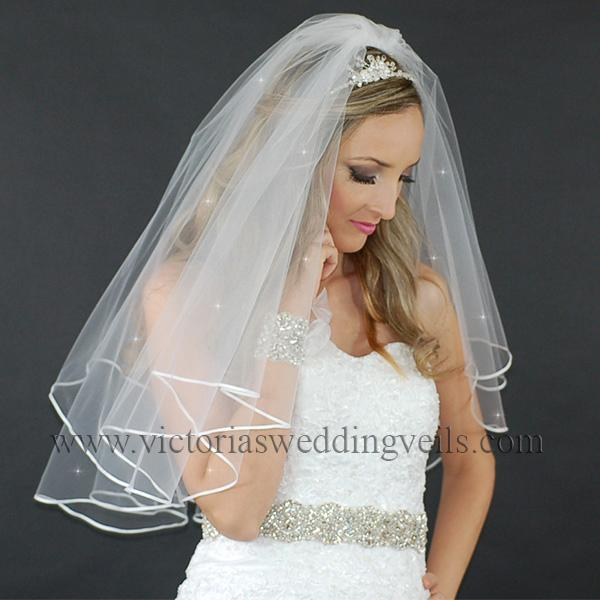 bridal veil ribbon