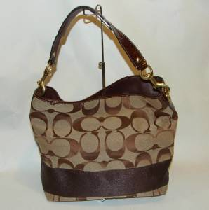 Tote Bucket Purse Coach Bag Shoppers 59