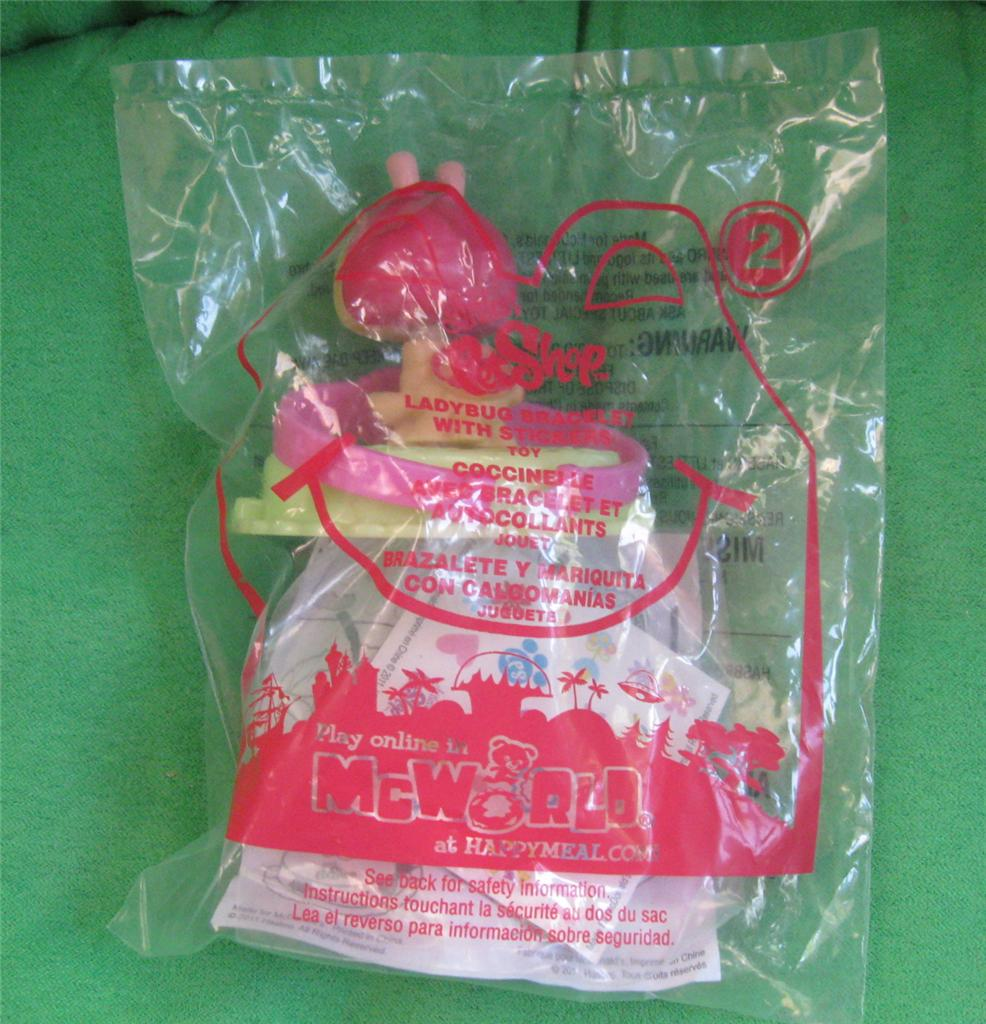 Mcdonald Wholesale Home: YOU PICK Happy Meal McDonald Toys Littlest Pet Shop OR