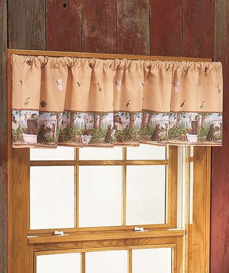 Moose Bath Rug: Bear Moose Woodland Bath Collection Shower Curtain Rug