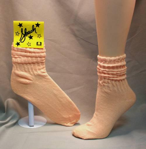 Womens slouch socks made with certified organic cotton and dyed with low impact dyes. Our ladies slouch socks are soft, comfortable, and durable. We have designed our womens slouch socks to fit your feet perfectly with no slipping and durable high quality construction.