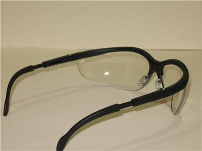 Adjusting Eyeglass Frame Temples : CLEAR SAFETY GLASSES ANTI- FOG WRAP AROUND FRAME ...