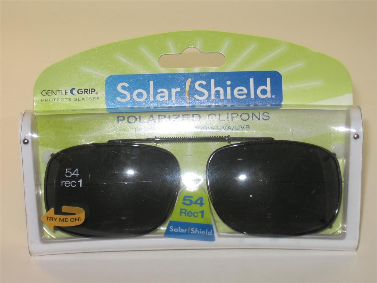 Polarized Vs Grant Sunglasses  foster grant solar shield clip on polarized sunglasses 54