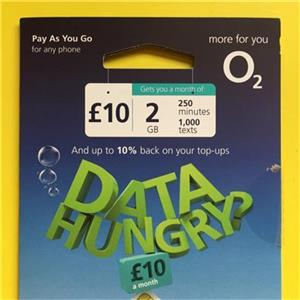 Pay As You Go SIM Only Deals & Plans | MoneySuperMarket