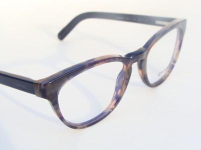 chanel eyeglasses 3237 blue grey c 1392 new authentic 49mm