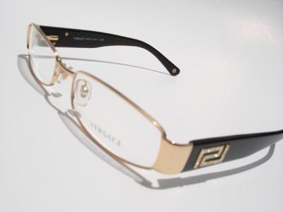 72d25b62168 Versace Ve 1199 Eyeglasses-1002 Gold-51mm