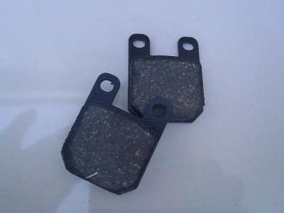 performance machine brake pads