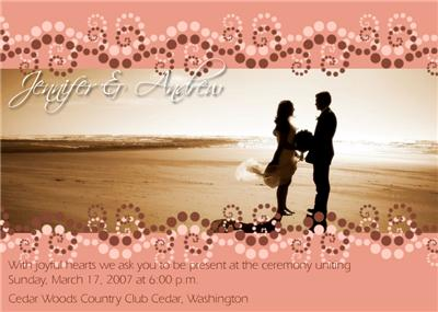 wedding invitation cards photoshop templates psd vol3