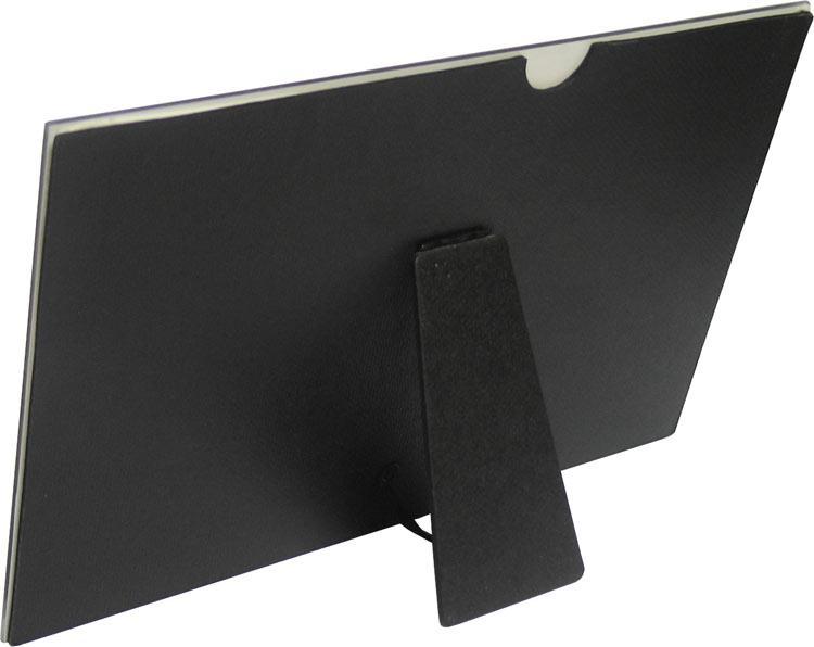 Cornice tv vintage portafoto da tavolo in vetro e cartone - Portafoto da tavolo plexiglass ...
