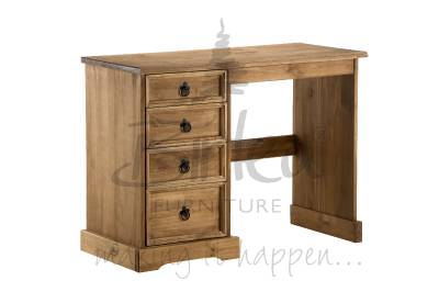 Corona 3 Drawer Bedside Chest Solid Wood Mexican Pine New Bedroom Furniture Ebay