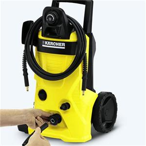 Karcher K4600 +T200 Racer Patio Cleaner 130bar 1900W ...