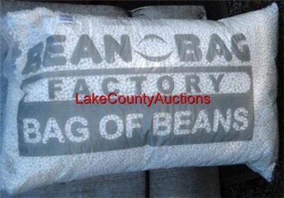 Bean Bag Factory Foam Beads Bean Bag Chair Filler