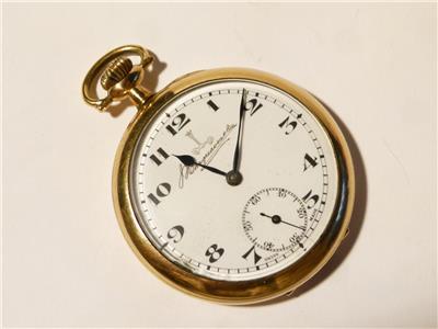 Identifying Old Swiss Pocket Watch - forums.watchuseek.com