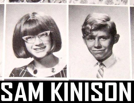 Howard Stern High School Yearbook