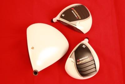 New Svg Golf Inferno Iii Driver Wood Component Head Set Ebay