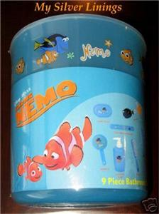 Delicieux ... Finding Nemo Bathroom Decor 2015. You Are Bidding On A BRAND NEW IN  PACKAGE: