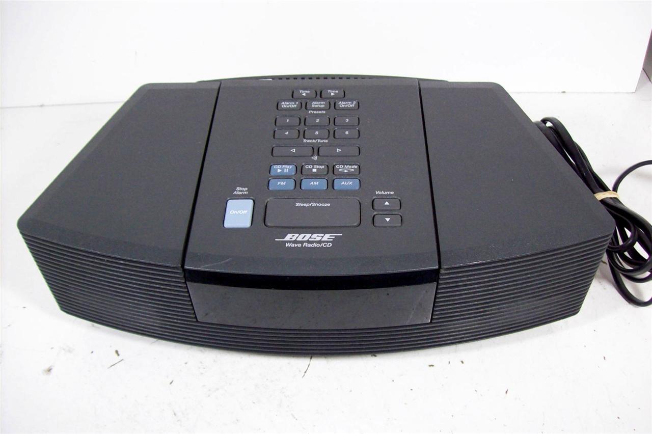 Bose Wave Radio Cd Player Ebay | Upcomingcarshq.com