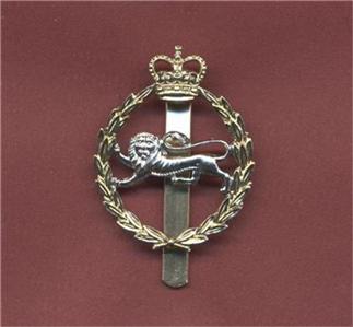 The King S Own Royal Border Regiment Korbr Cap Badge Ebay